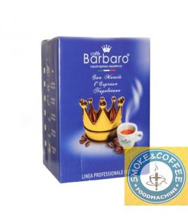 Caffè Barbaro Decaffeinato cialde capsule compatibili Bialetti Mokespresso
