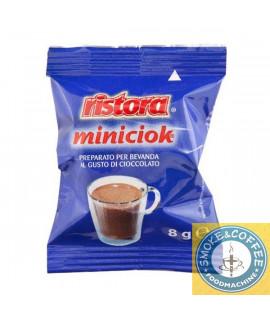Solubili Ristora cialde capsule compatibili Lavazza Espresso Point Cioccolato