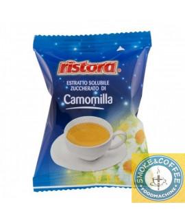 Solubili Ristora cialde capsule compatibili Lavazza Espresso Point Camomilla