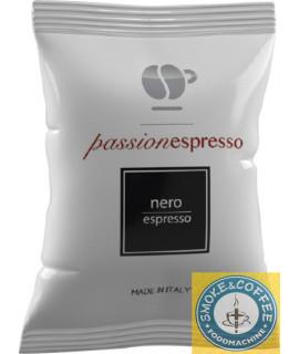 Caffè Lollo nera cialde capsule compatibili Nespresso