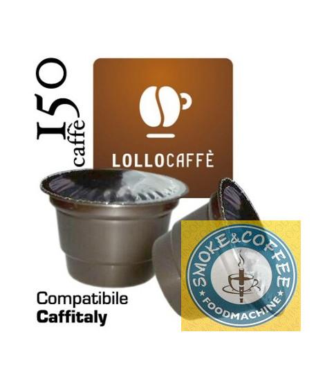 Caffè Lollo Nera cialde capsule compatibili Caffitaly