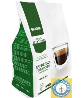 Caffè Gimoka cialde capsule compatibili dolce gusto Puro Aroma Cremoso