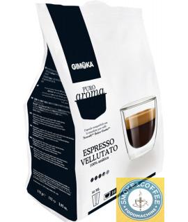 Caffè Gimoka cialde capsule compatibili Dolce Gusto Puro Aroma Vellutato
