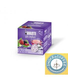 Caffè Bialetti infuso frutti bosco cialde capsule compatibili Bialetti Mokespresso