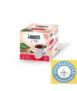 Caffè Bialetti Te english breakfast cialde capsule compatibili Bialetti Mokespresso