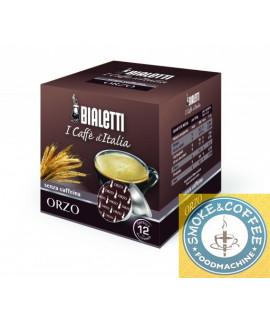 Caffè Bialetti Orzo senza caffeina cialde capsule compatibili Bialetti Mokespresso