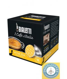 Caffè Bialetti gusto Venezia cialde capsule compatibili Bialetti Mokespresso
