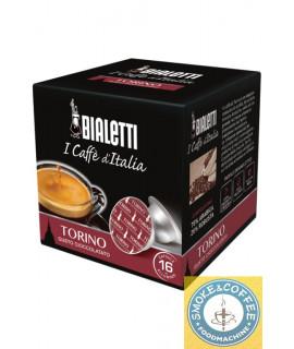 Caffè Bialetti gusto Torino cialde capsule compatibili Bialetto Mokespresso
