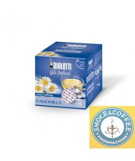 Caffè Bialetti Camomilla cialde capsule compatibili Bialetti Mokespresso