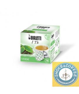 Caffè Bialetti Te verde cialde capsule compatibili Bialetti Mokespresso