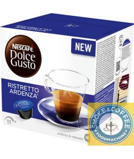Caffè Nescafè cialde capsule compatibili Dolce Gusto ristretto ardenza