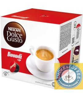 Caffè Nescafè cialde capsule compatibili Dolce Gusto espresso buondi