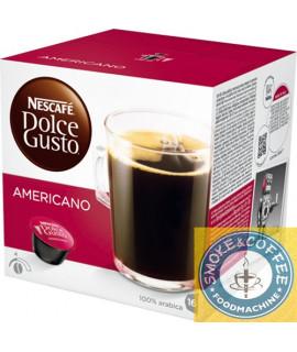 Caffè Nescafè cialde capsule compatibili Dolce Gusto caffè americano