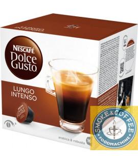 Caffè Nescafè cialde capsule compatibili Dolce Gusto lungo intenso