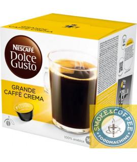 Caffè Nescafè cialde capsule compatibili Dolce Gusto grande crema