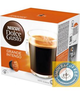 Caffè Nescafè cialde capsule compatibili Dolce Gusto caffè grande intenso