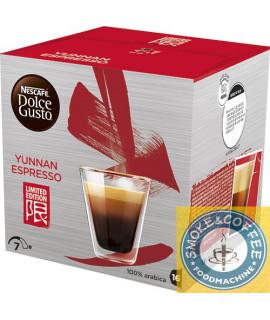 Caffè Nescafè yunnan cialde capsule compatibili dolce gusto