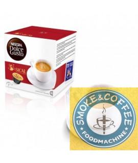 Caffè Nescafè cialde capsule compatibili Dolce Gusto espresso Sical