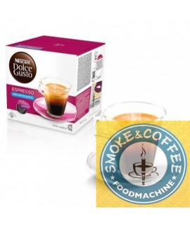 Caffè Nescafè cialde capsule compatibili Dolce Gusto espresso decaffeinato