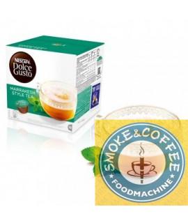 Solubili Nescafè cialde capsule compatibili Dolce Gusto Marrakesh style tea