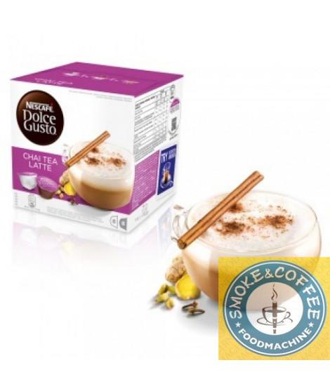 Solubili Nescafè cialde capsule compatibili Dolce Gusto Chai tea latte