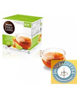 Solubili Nescafè cialde capsule compatibili Dolce Gusto Citrus honey black tea