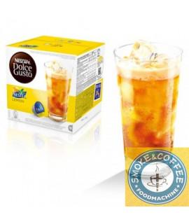 Solubili Nescafè cialde capsule compatibili Dolce Gusto Nestea al limone