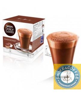 Solubili Nescafè cialde capsule compatibili Dolce Gusto Chococino