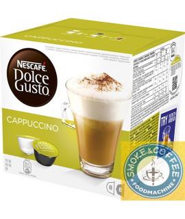 Solubili Nescafè cialde capsule compatibili Dolce Gusto Cappuccino