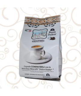 Caffè Toda Gattopardo Dakar Dolce Gusto