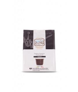 Caffè Toda Gattopardo Dakar Caffitaly