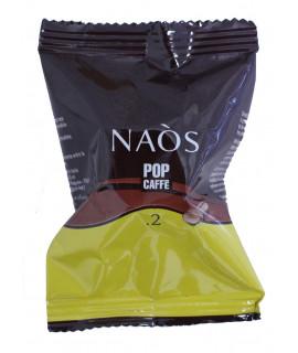 Caffè Pop Naos cialde capsule compatibili Nespresso