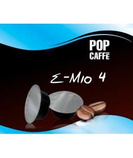 Caffè Pop EMIO deca cialde capsule compatibili Lavazza A Modo Mio