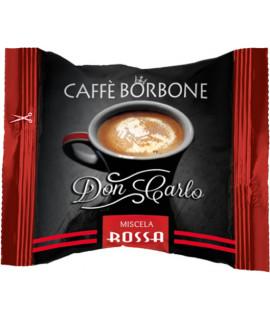 Caffè Borbone Rossa don carlo 50