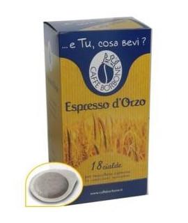 Cialde Orzo Borbone