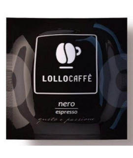 Caffè Lollo Nera cialda compatibili ese 44