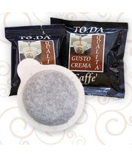 Caffè Toda Gattopardo Gusto Crema cialde compatibili ese 44