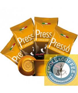 Caffè Covim Pressò Oro Crema cialde capsule compatibili Nespresso