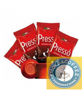 Caffè Covim Pressò gran Bar cialde capsule compatibili Nespresso