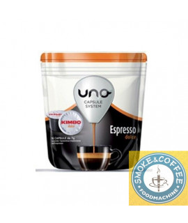 Caffè Kimbo capsule Uno espresso system dolce astucci da 16pz.