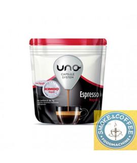 Caffè Kimbo capsule Uno espresso system napoli astucci da 16pz.